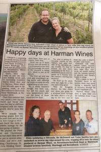 Sentinel Times article